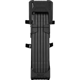 ABUS Bordo XPlus 6500/110 SH Zapięcie składane, black